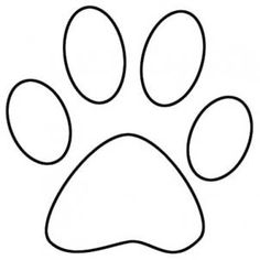 graphic relating to Printable Paw Prints known as K9 State Resort 8c8630838b7941412bf730b4111d4727dog